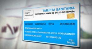 tarjeta sanitaria erasmus