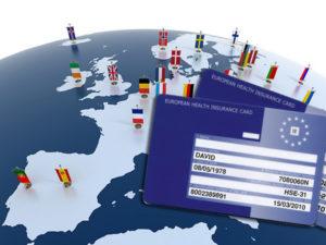 tarjeta sanitaria europea extraviada