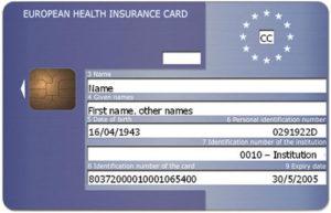 cuanto tarda la tarjeta sanitaria europea