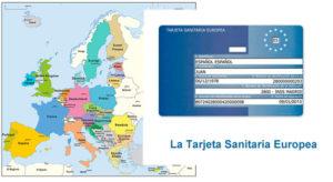 tarjeta sanitaria europea en el exterior