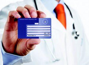 tarjeta sanitaria europea primera vez