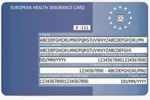 como solicitar tarjeta sanitaria europea