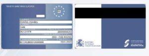 cuanto tarda renovar la tarjeta sanitaria europea